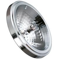 Lâmpada AR111 50W X 12V Branca Quente (Luz Amarela) 8 Graus - G53 - 02040018 - FLC
