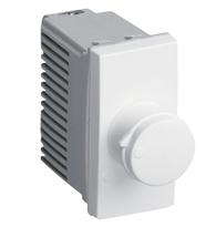 Módulo Variador Luminoso Rotativo 220v Ref. 611018 - Pial Legrand Plus