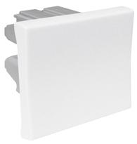 Módulo Interruptor Simples Duplo 10A C/ Borne Ref. 612010 - Pial Legrand Plus
