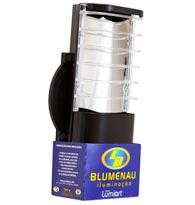 Luminária Econômica Para 1 Lâmpada E27 Até 20w Preta - 2618/05/01 - Blumenau