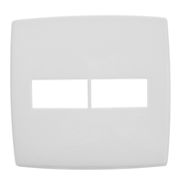 Placa 4 X 4 P/1   1 Módulos Ref. 618511 - Pial Legrand Plus