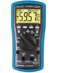 Multímetro Digital - Et-2507a - Minipa