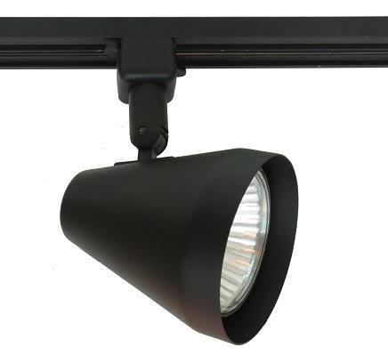 Spot Cone Par-30 Plug Altrac, Preto Fosco - Altena