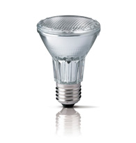 Lâmpada Par 20 50W X 127V Branca Quente (Luz Amarela) E27 25G - PAR20-50W 130-25 -Philips
