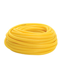 Eletroduto Corrugado Amarelo 3/4 10.113 Rl Amanco