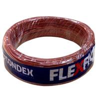Cabo Fio Flexível 0,50mm 750V Rolo 100 Metros Marrom - 09001 MR - Condex