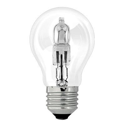 Lâmpada Halógena 42W 220V 2700K Branco Quente - Galaxy
