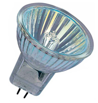 Lâmpada Dicróica 20W X 12V Branca Quente (Luz Amarela) 60 Graus - GU5.3 - 7000976 - Osram