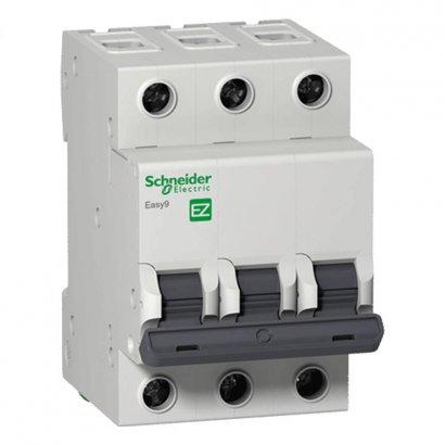 Disjuntor 3 X 100a - Ez9f33391 - Schneider