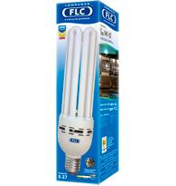 Lâmpada Eletrônica Quintupla 85W X 220V Branca Fria (Luz Branca) E27 Alto Fator - 01010298 - FLC