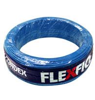 Cabo Fio Flexível 0,50mm 750V Rolo 100 Metros Azul - 09001 AZ - Condex