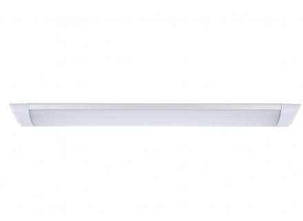 Luminária LED Linear de sobrepor 36W Bivolt 6500K Luz Branca Fria 1,20M 2800 Lúmens 80916004 Blumenau