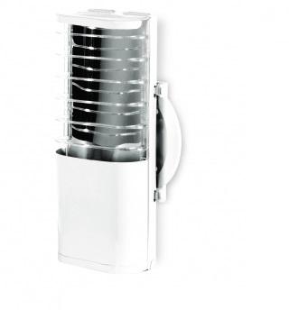 Luminária Econômica Para 1 Lâmpada E27 Até 20w Branca - 2618/05/04 - Blumenau