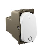 Módulo Interruptor Simples Bipolar 25A 250V - 663006 - Pial Legrand Nereya