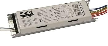 Reator Eletrônico 2x 110w 220v Para Lâmpada Fluorescente Alto Fator de Potência  - El2110a26 - Philips