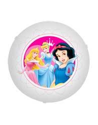 Plafon Licenciado Princesas Walt Disney 30CM - 145700003 - Startec