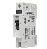 Disjuntor Unipolar 0.5A Curva C - 5SX11057 - Siemens