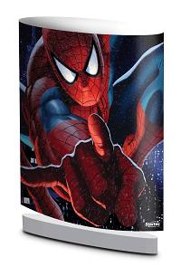 Abajur Oval E27 Spider Man 110450022 Startec