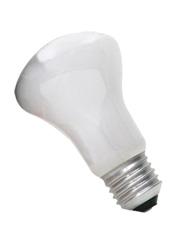 Lâmpada Incandescente Leitosa 40W X 127V Branca Quente (Luz Amarela)  E27 - Embalagem com 10 Peças - 7004534 - Osram