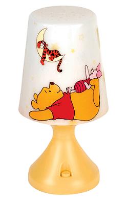 Abajur Led Pooh 6500K Luz Branca Fria Bivolt 110450127 Startec
