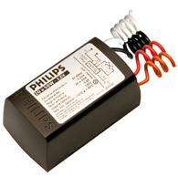 Transformador Eletrônico  Dimerizável 20W a 50W 12V X 127V Para Lâmpada Halógena - ET-R 50A16 S  - Philips