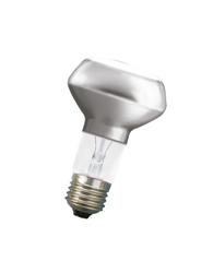 Lampada Mini Refletora R63 40W X 220V Branca Quente (Luz Amarela) E27 - Embalagem com 5 Pecas - 7002474 - Osram