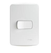 Conjunto 1 Interruptor Simples 10a 250v - S3b62010 - Schneider - Miluz