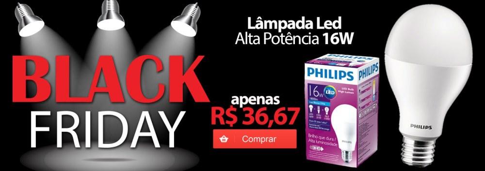 Black Friday Lampada Philips