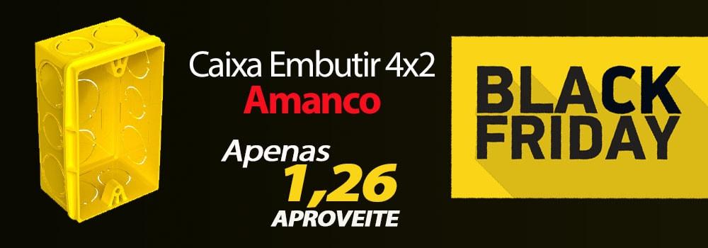 Black Friday Caixa 4x2