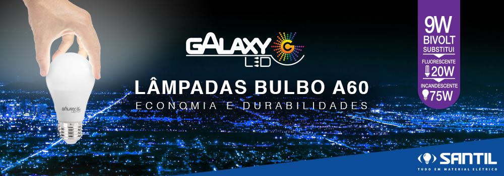 Lampada Bulbo Galaxy Santil
