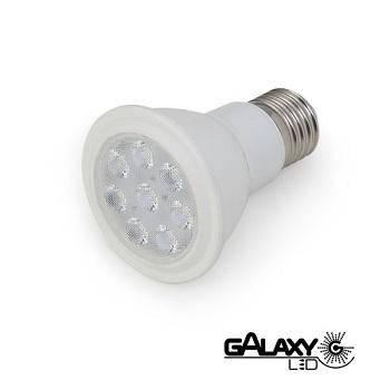 Lâmpada Led Par 20  7W 6500K Luz Branca Fria 30G Bivolt E27 400 Lúmens 140115037 FL GALAXY