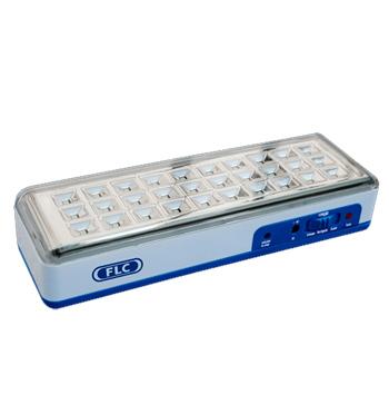 Luminária de Emergência Fit com 30 Leds Bivolt - 08010080 - FLC