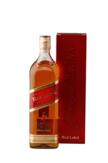 Whisky Johnnie Walker Red