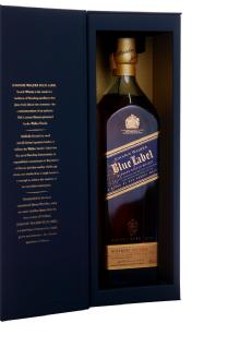 Whisky Johnnie Walker Blue Garrafa Alta 750ML