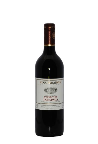Vinho Cosecha Tarapaca Cabernet Sauvignon 2014