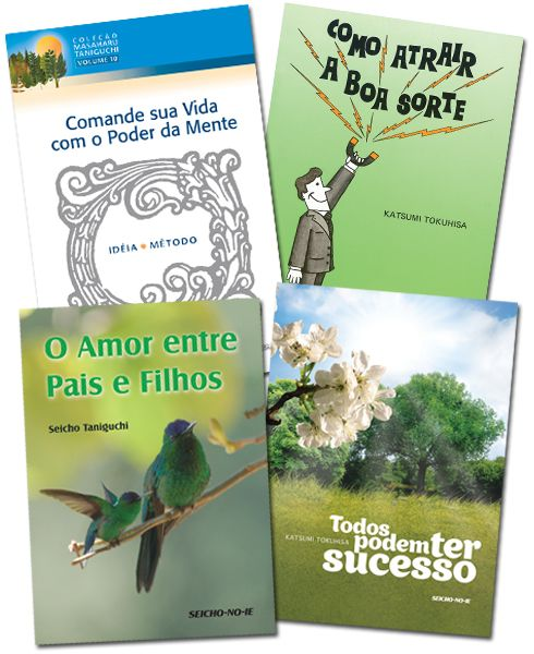 ebooks da Seicho-No-Ie