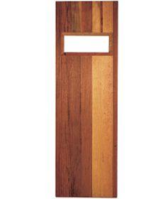 Porta em Madeira para Sauna Seca