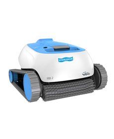 Robô RB2 para limpeza de piscinas de até 12m