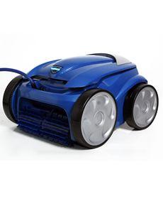 Robô automático para limpeza de Piscinas