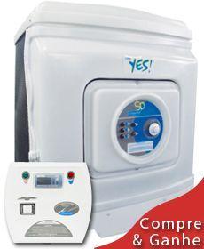 Aquecedor - Trocador de Calor SD-105