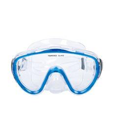 Óculos de proteção para mergulho - A partir de 14 anos ( Azul claro)
