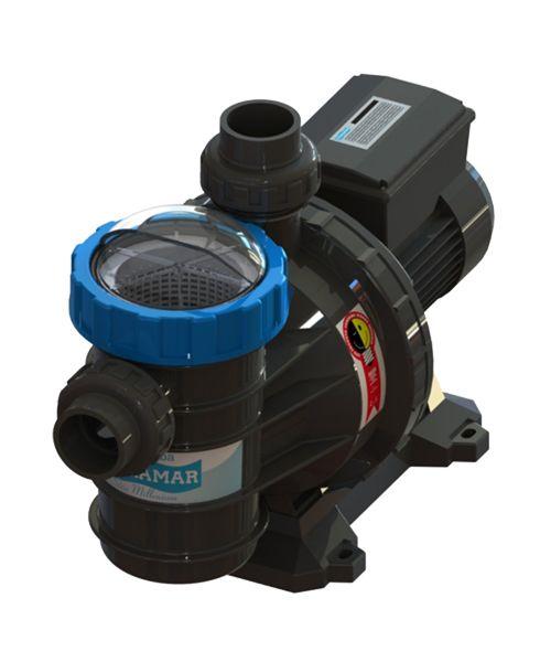 Bomba 2cv BMC-200 p/ piscinas de até 226 mil litros