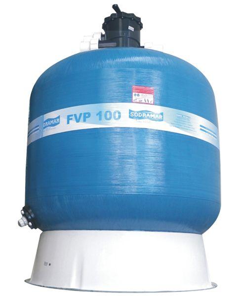 Filtro FVP-100 para até 314 mil litros