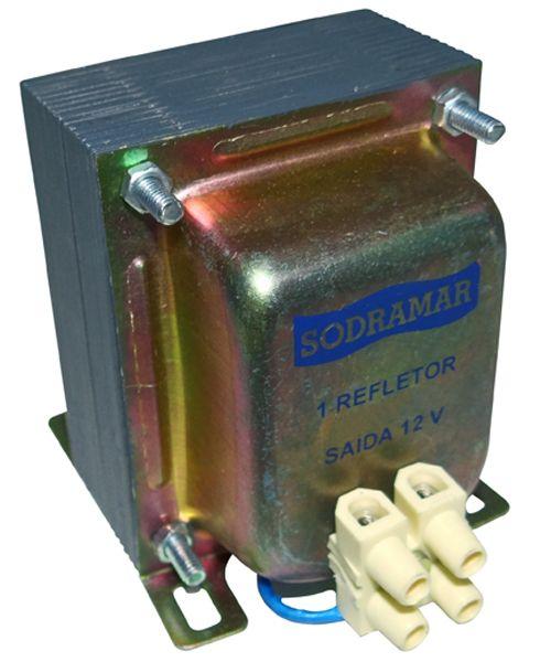 Transformador para refletor TR-1 60w