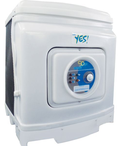 Aquecedor - Trocador de Calor SD-40 Cupro Níquel