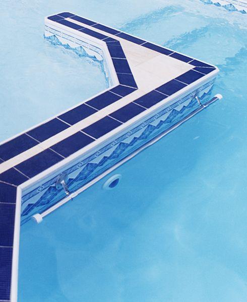 Corrimão Interno para piscinas