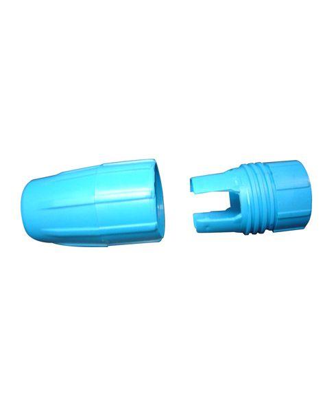 Conjunto Trava rápida azul para cabos de 2,3,4,5 e 6