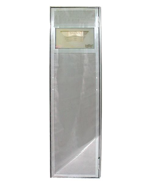 Porta de Aço Inox 0,57x1,90 m para Sauna a vapor