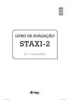 Staxi 2 Livro de Avaliação
