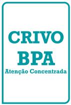 BPA Crivo de Correção - Atenção Concentrada